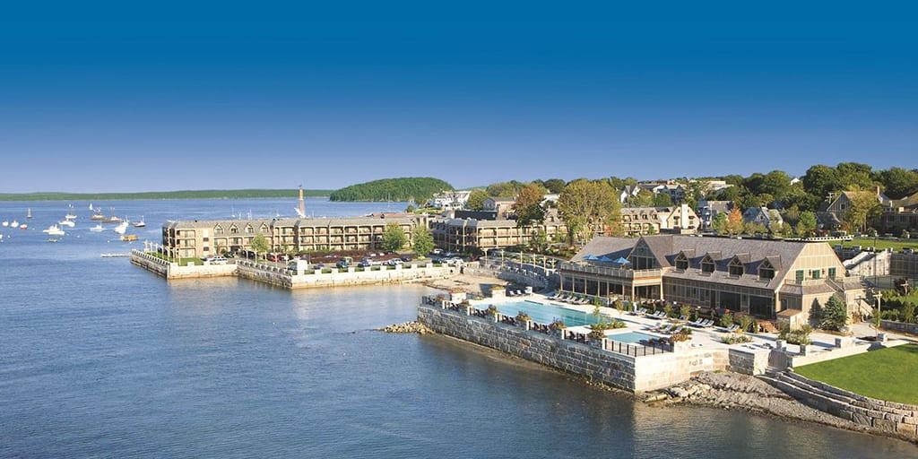 the harborside hotel marina visit acadia. Black Bedroom Furniture Sets. Home Design Ideas
