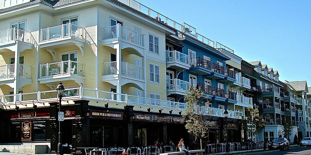 The West Street Hotel in Bar Harbor, Maine