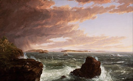 Thomas Cole, Acadia National Park