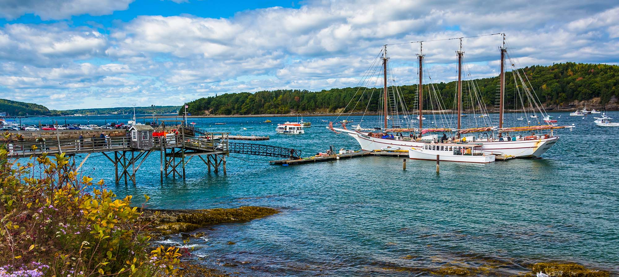 Explore Bar Harbor, Maine