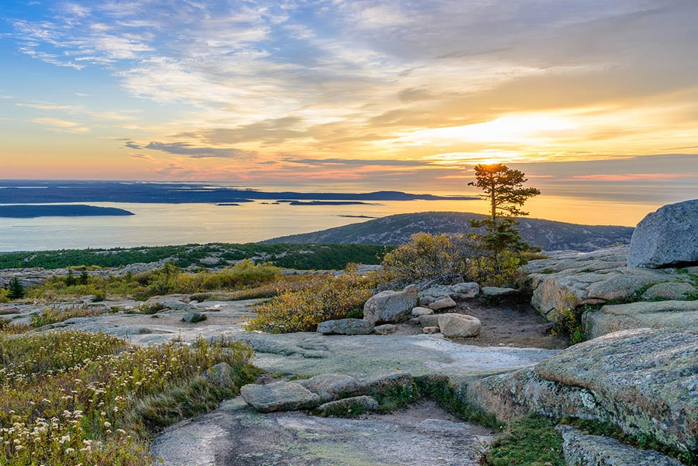 Fees and Hours of Acadia National Park