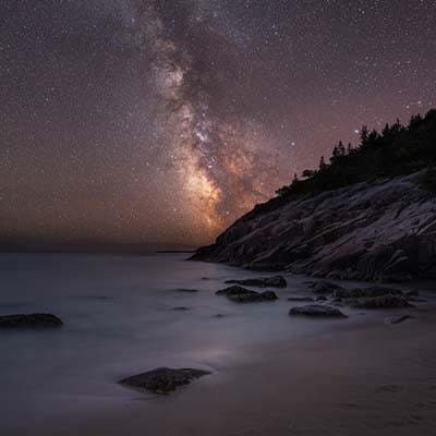Night Skies of Acadia National Park