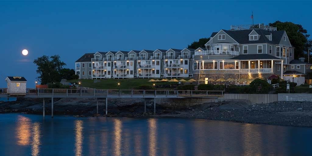 Bar Harbor Inn in Bar Harbor, Maine
