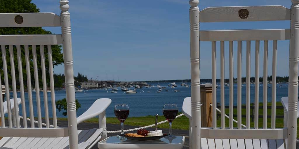 Harbor Oasis, Southwest Harbor, Maine