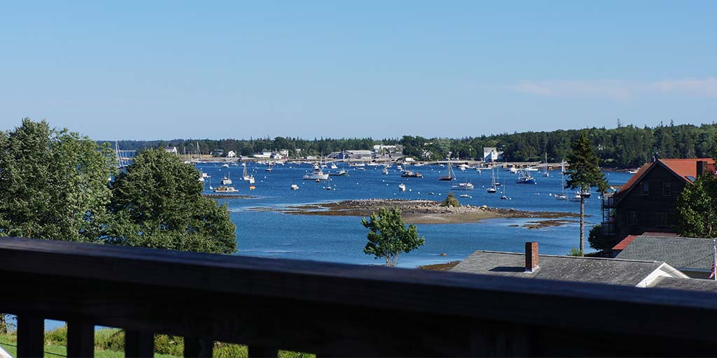 The Kingsleigh Inn, Southwest Harbor, Maine